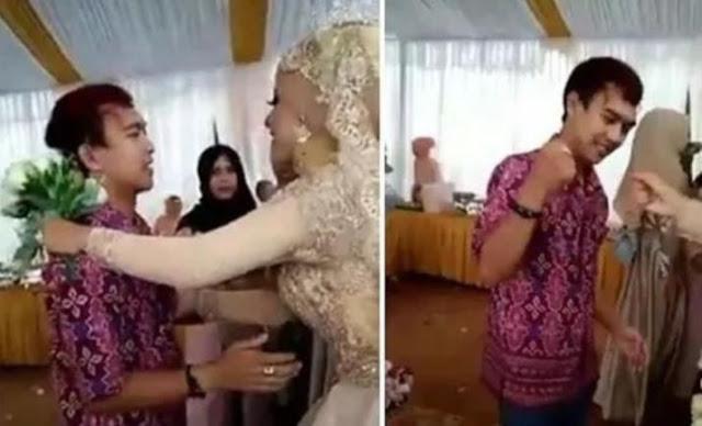 Viral Mantan Datang ke Pesta Pernikahan Hanya Bisa Jadi Tamu Undangan,