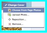 facebook cover photo size in cm