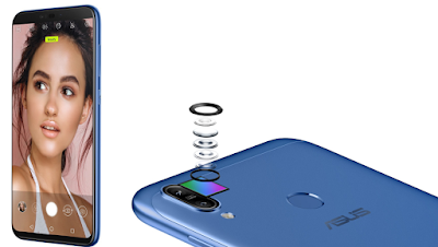 Asus Zenfone Max M2 Camera