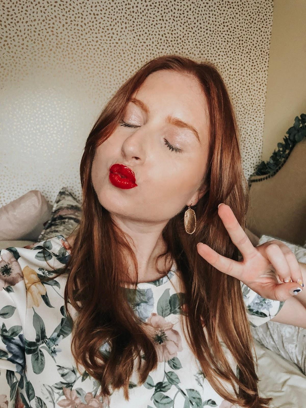 Best Drugstore Lipsticks for Fair Skin: Summer Edition Maybelline SuperStay Matte Ink Lipstick in Pioneer from ULTA Beauty Store