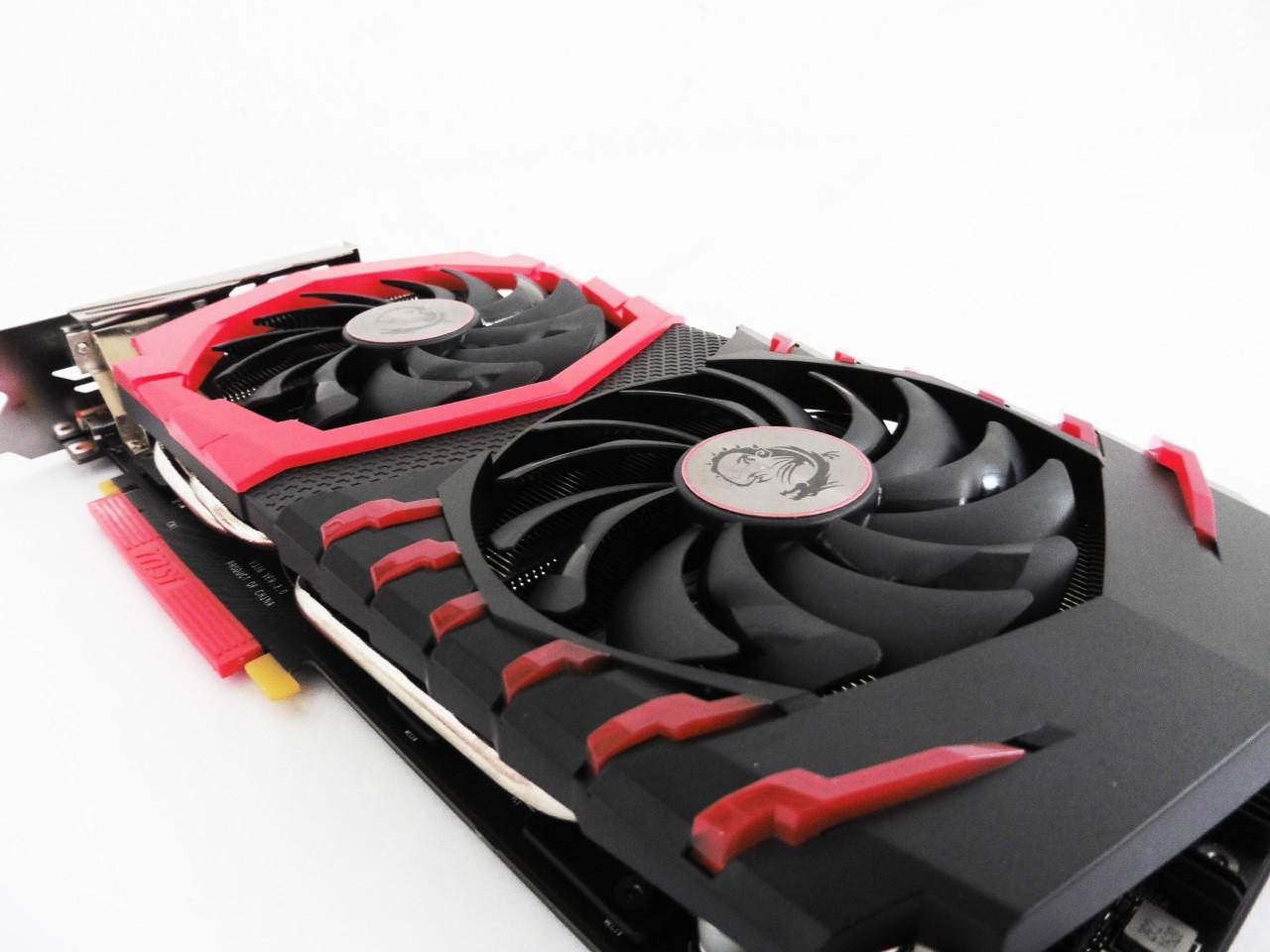 MSI GeForce GTX 1080 Gaming X 8G Review 5