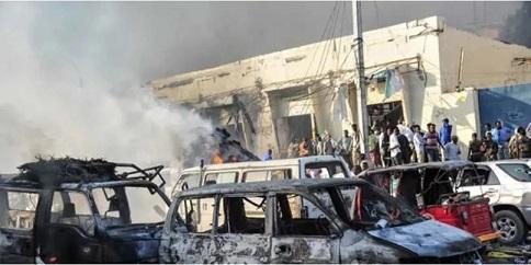 11 Orang Tewas Akibat Bom Bunuh Diri di Masjid Nigeria