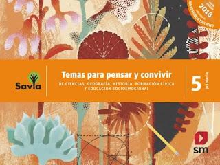 Educación Socioemocional Temas para pensar y convivir 5