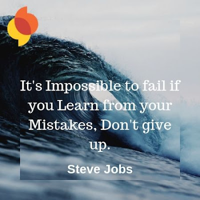 Steve Jobs Motivational WhatsApp DP | Profile Picture
