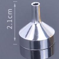 Corong aluminium imut