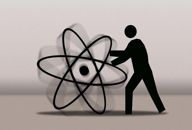 energia atomowa