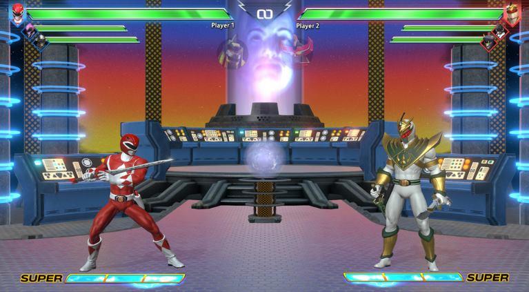 Power Rangers Battle for the Grid PC Full Español