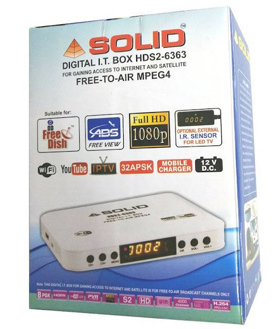 List of Set-Top Box for Cable TV, DTH, IPTV, Streaming Box and