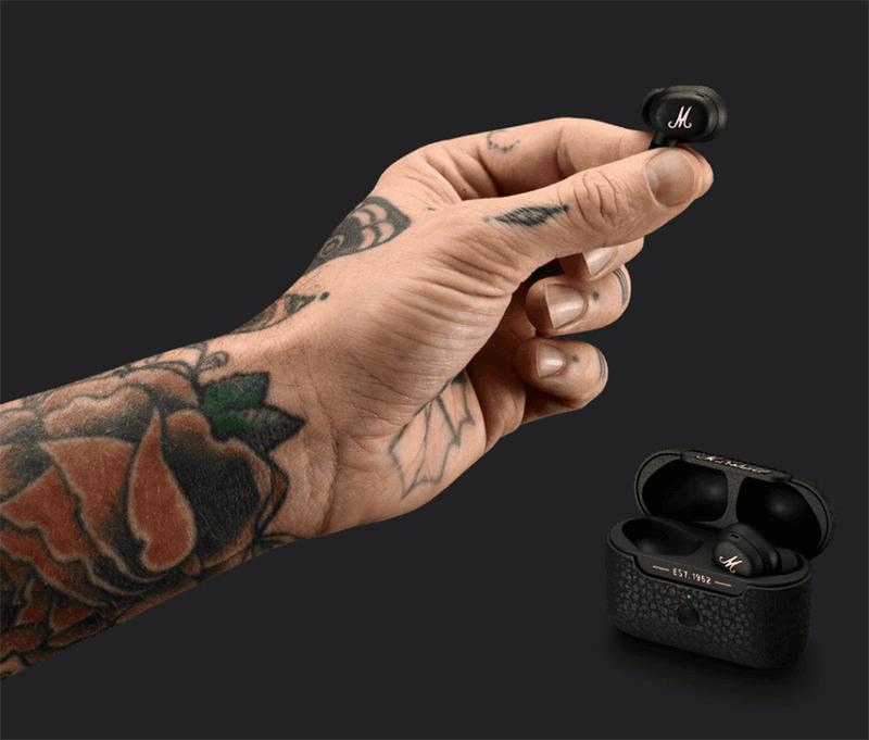 Tiny design, sleek case
