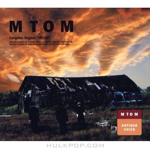 M To M – M TO M 2집 ANTIQUE VOICE