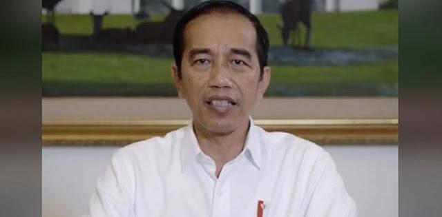 Jokowi Imbau Berdamai Dengan Corona, Demokrat: Kalau Mati Ide Jangan Minta Rakyat Yang Mengurusi