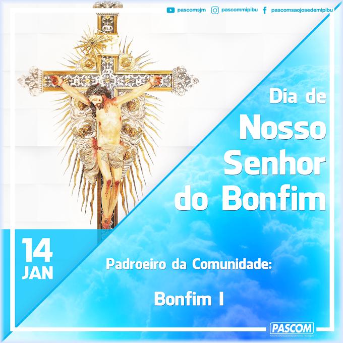 DIA DE NOSSO SENHOR DO BONFIM