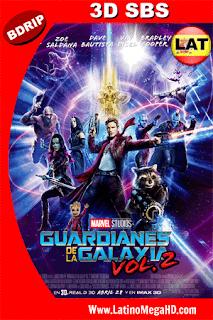 Guardianes De La Galaxia Vol. 2 (2017)[IMAX Edition] Latino Full 3D SBS BDRip 1080p - 2017