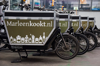 Marleen Kookt - Meals on Two Wheels