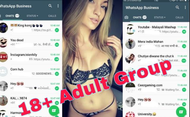 500+ 18+ Indian Dating Girls Whatsapp Group Links 2019