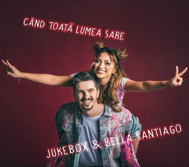 2020 Jukebox & Bella Santiago - Cand toata lumea sare melodie noua trupa Jukebox si Bella Santiago Cand toata lumea sare official video new single Jukebox & Bella Santiago - Cand toata lumea sare piesa noua videoclip Jukebox & Bella Santiago - Cand toata lumea sare