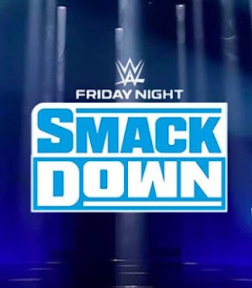 WWE Friday Night SmackDown 7th Aug 2020 480p 720p