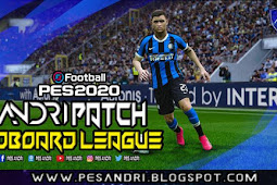 Adboards Pack League AIO - PES 2020