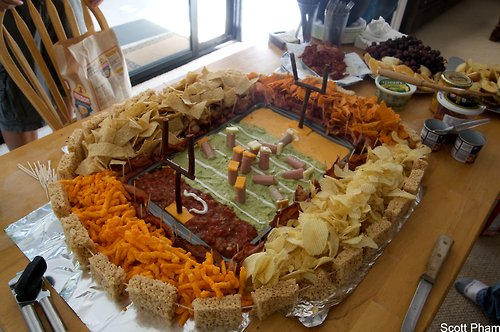 It S Written On The Wall 35 Recipes Yummy Super Bowl