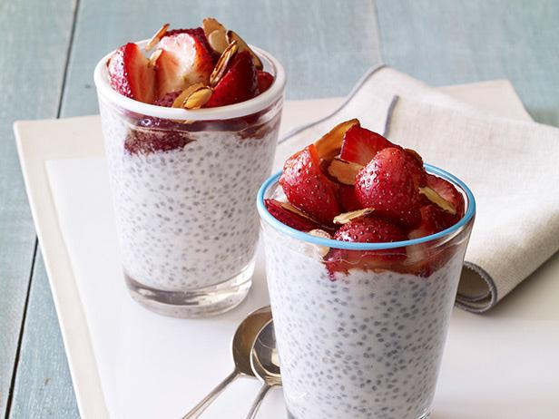 Chia Seed Pudding #desserts #cakerecipe #chocolate #fingerfood #easy