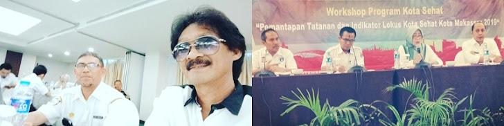 Ketua Bappeda Buka Warkshop Program Kota Sehat