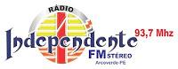 Rádio Independente FM 93,7 de Arcoverde PE
