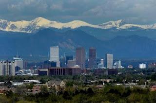 Denver skyline - The Denver Post image