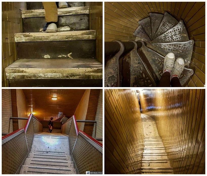Subindo na cúpula da Basílica São Pedro - Diário de Bordo: 3 dias em Roma