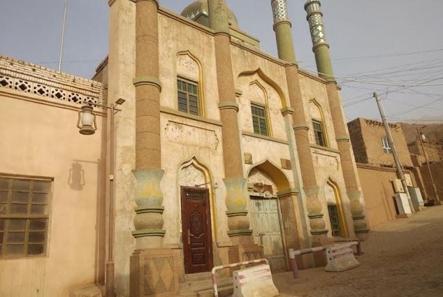 Masjid-masjid di China Diubah Jadi Kafe dan Tempat Wisata