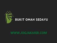 Lowongan Kerja Jogja Marketing Lulusan D3 di Bukit Omah Sedayu