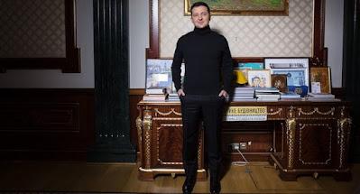 Зеленский рассказал The New York Times о своих успехах