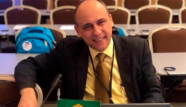 Morre o engenheiro de pesca e professor da UFRPE Fábio Hazin