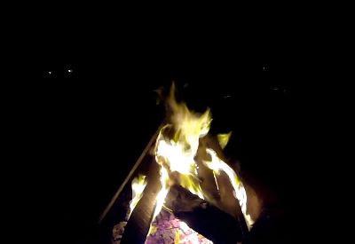 Around the Campfire Dorraine