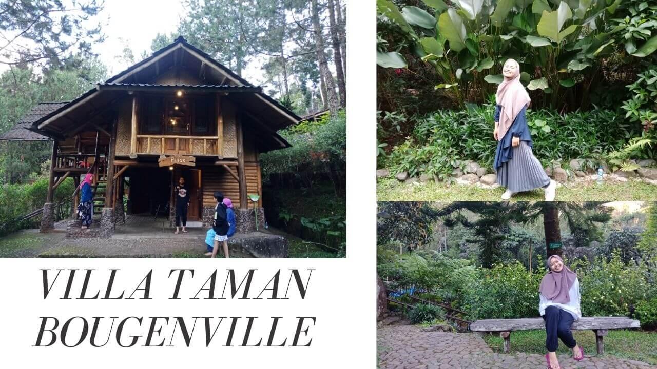 review villa taman bougenville bandung selatan