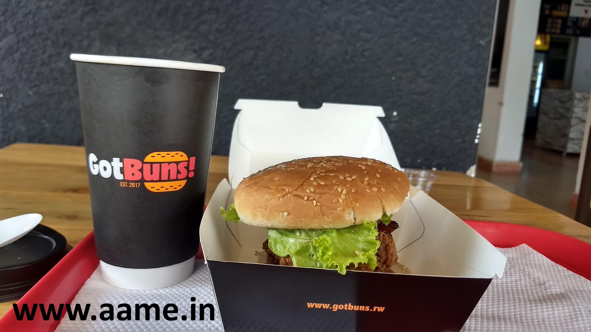 GotBuns Burger - Kigali - Rwanda - 01