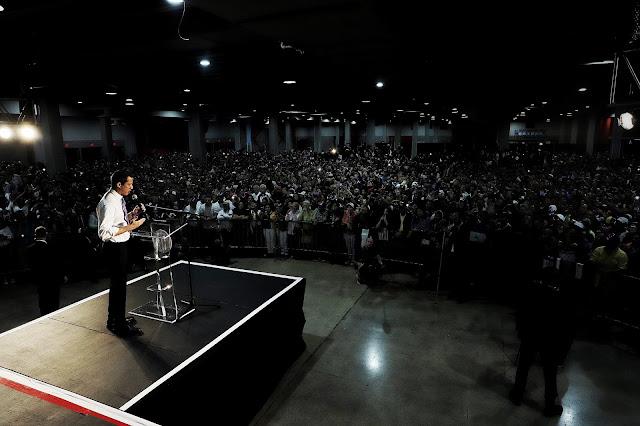 MUNDO: Presidente Guaidó desde Miami: Vamos a echar el resto, ya mi vida la puse al servicio de Venezuela.