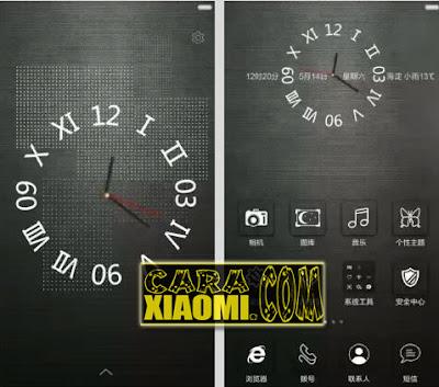 Kumpulan Tema Unik Monochrome
