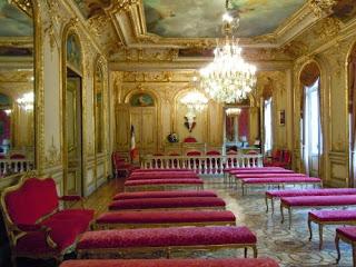 Visite de l'hôtel particulier de Jean-François Cail