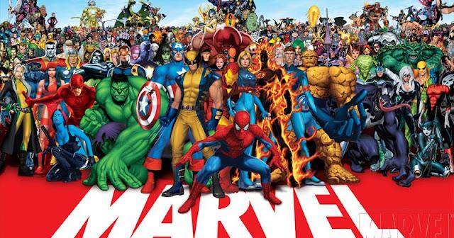 Semua tentang Superhero Marvel (Profil Superhero)