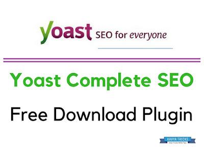Download Yoast Seo Plugin Version 6.3.1 Premium