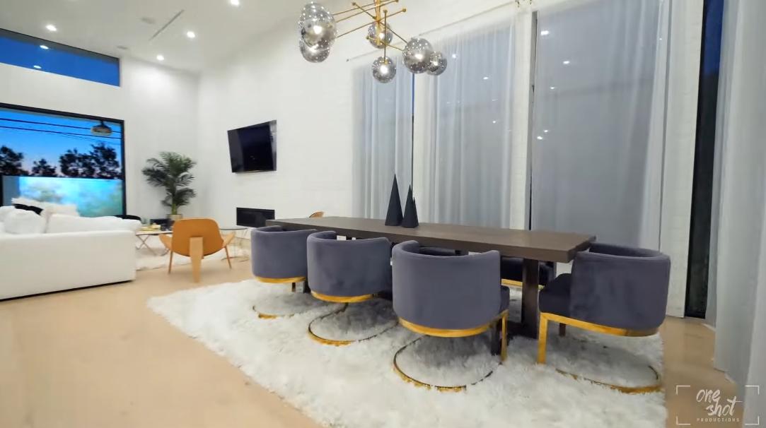 36 Interior Design Photos vs. 7547 Westlawn Ave, Los Angeles Luxury Home Tour