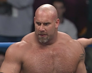 WCW Starrcade 2000 - Bill Goldberg's career was on the line against Lex Luger