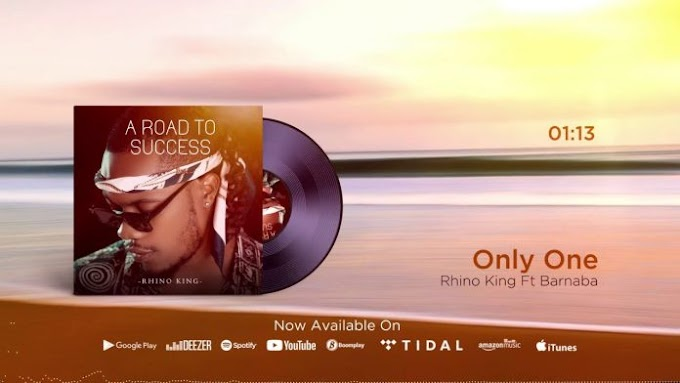 AUDIO : Rhino King  Ft. Barnaba - Only One  | Download