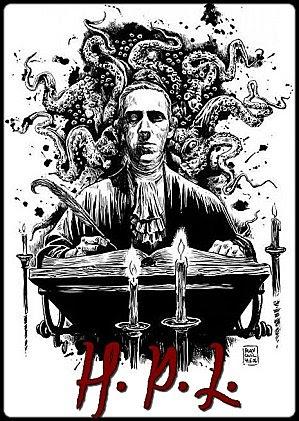 Celui Qui Chuchotait Dans Les Ténèbres : celui, chuchotait, ténèbres, Celui, Chuchotait, Ténèbres, Lovecraft, Petit, Monde