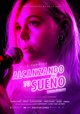 Teen Spirit [2018] [DVD] [R1] [NTSC] [Latino]
