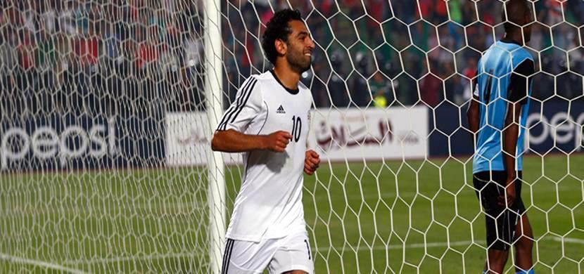 اهداف مصر والكونغو