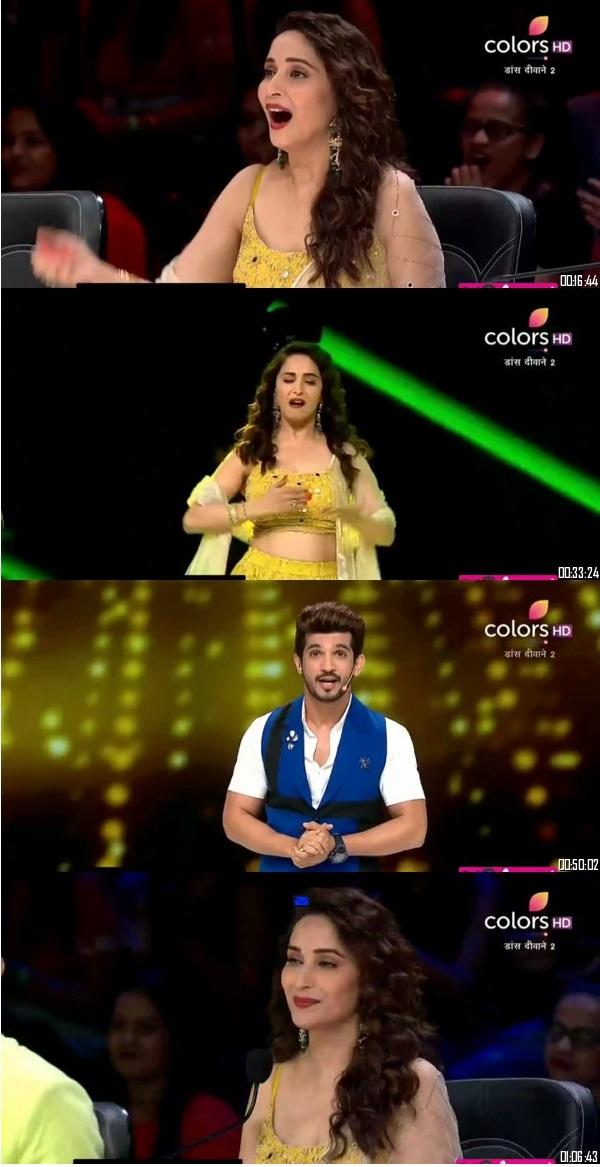 Dance Deewane Season 2 – 18 August 2019 HDTV 480p 300MB Free