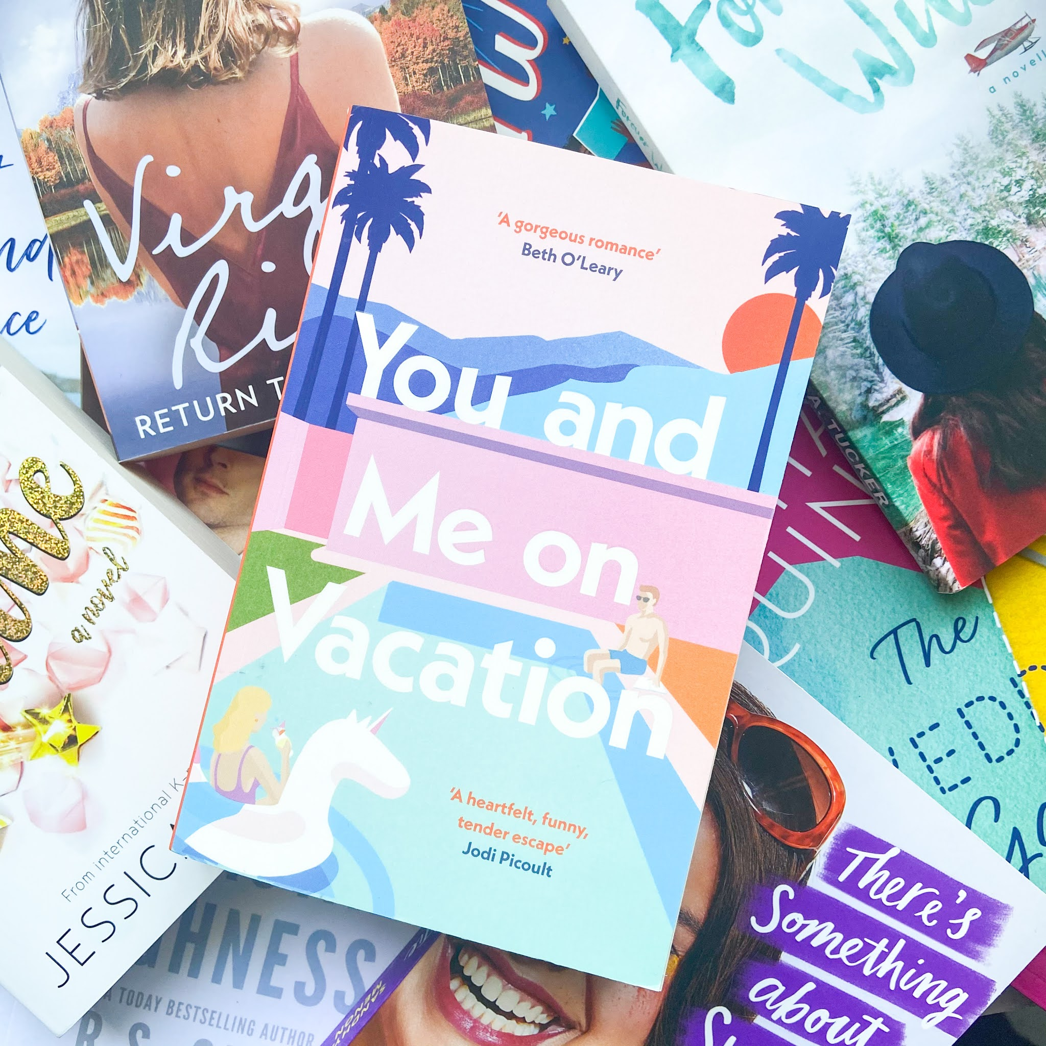 You and Me on Vacation - Emily Henry