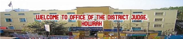 Office of the District Judge, Howrah Recruitment 2019