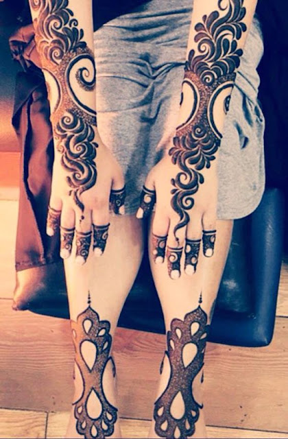 henna tattoo designs for beginners